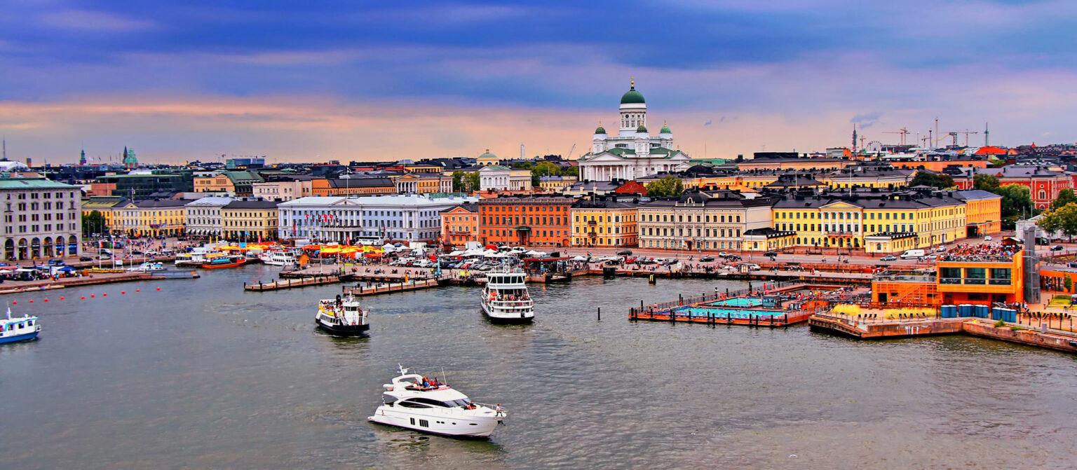 Hausboot mieten Header Hausboot Finnland Helsinki Bootsurlaub.de