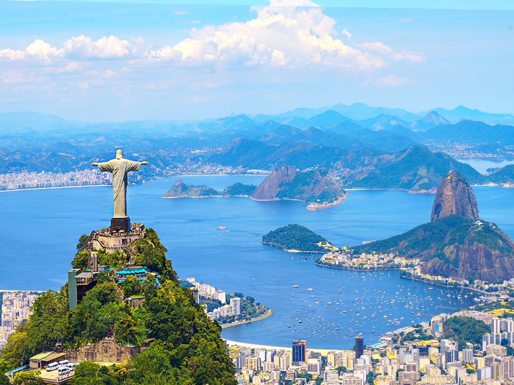 Hausboot mieten Rio de Janeiro Bootsurlaub.de